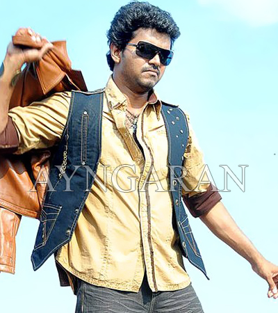 Updates on Vijay's Jilla