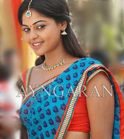 Bindu Madhavi very happy with Desingu Raja