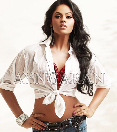 Karthika replaces Ann