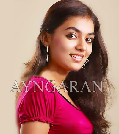 Nazriya teams with National award winners