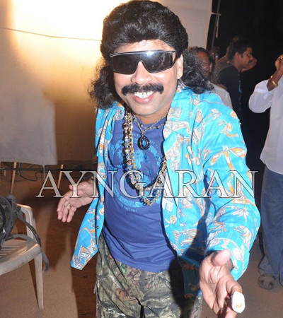 Power star part of Onbadula Guru