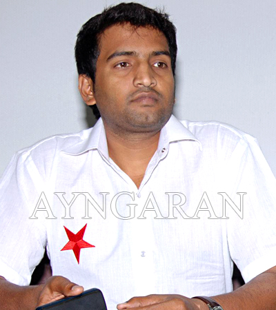 Santhanam turns producer again