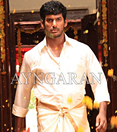 Vishal does it for Sundar