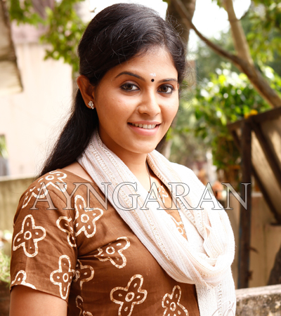 Anjali goes for versatility