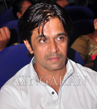 Action King Arjun honoured