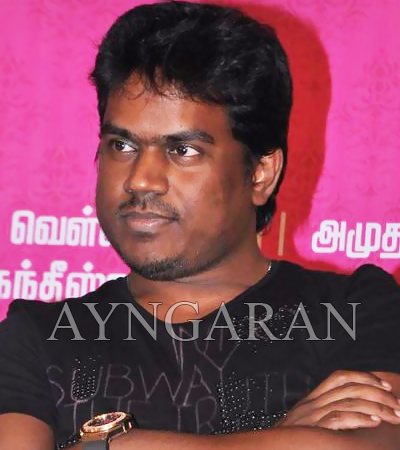 Yuvan does it for his brother