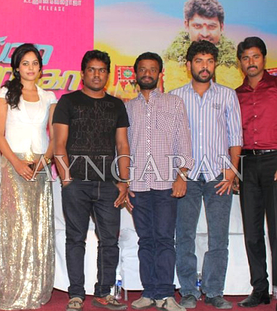 Kedi Billa Killadi Ranga Team Press Meet held