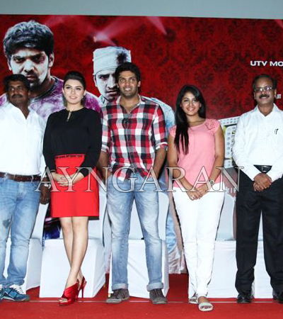 Settai Press Meet held