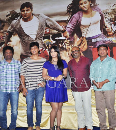 Yaan Movie Press Meet held