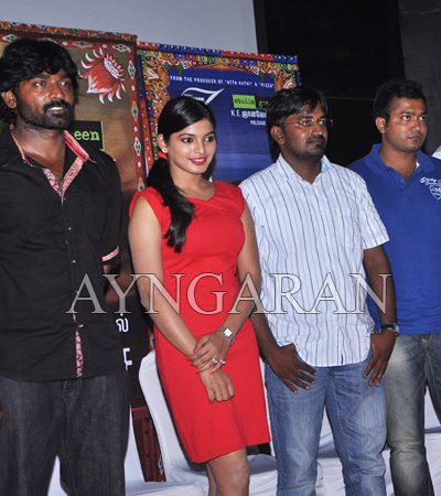Soodhu Kavvum Movie Press Meet held