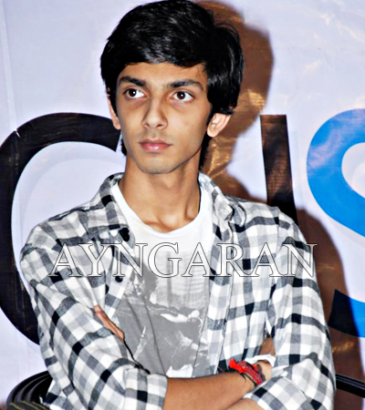 Anirudh debut Film Under Vignesh Directorial