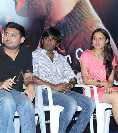 Virattu Tamil Movie Single Track Launched