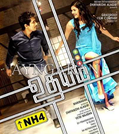 Udhayam NH 4 a hit in Europe