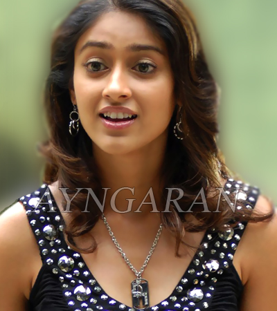 Ileana in Gabbar