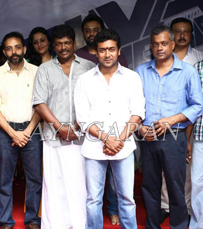 Dhuruva Natchathiram Movie Launched