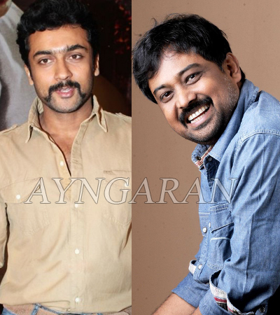 Suriya and linguswamy join from august