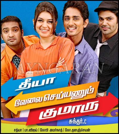 Siddarth and hansika certified
