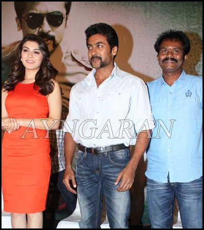 Singam 2 Team Press Meet held
