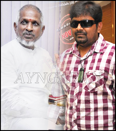 Mysskin with Raja sir again