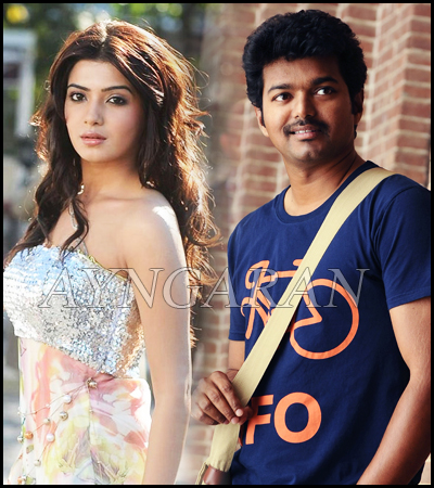 Is it Samantha for Vijay