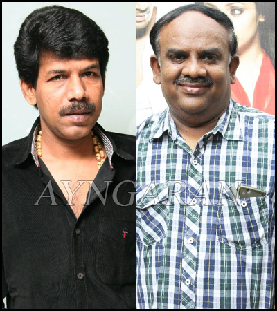 Bala again with Ramakrishnan