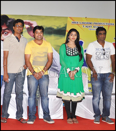 Ya Ya Movie Press Meet held