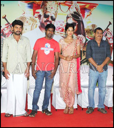 Desingu Raja Movie Press Meet event held