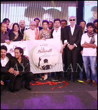 Thalaivaa Movie Audio Released