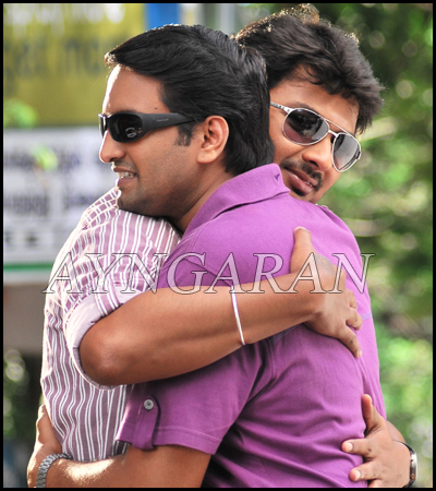 Santhanam's Nanbenda is with Udayanidhi