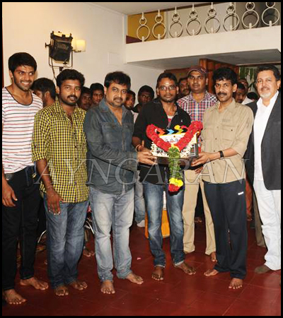 Cuckoo Tamil Movie Launched