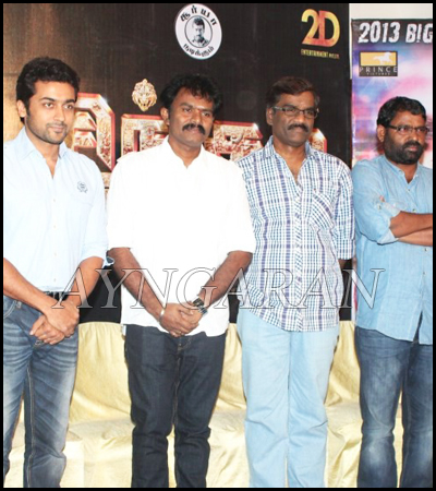 Singam 2 Movie Grand Success Press Meet