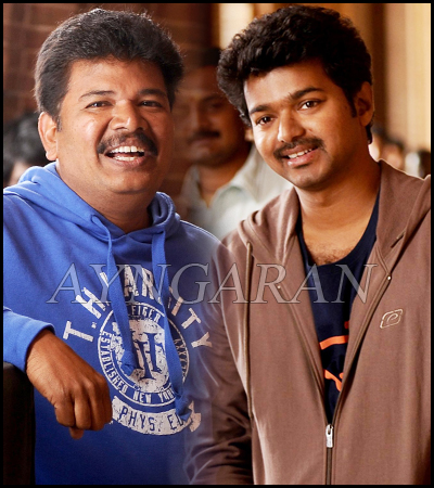 Will vijay work with Shankar again