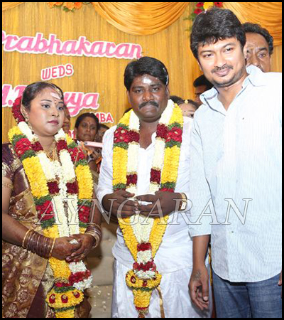 Tamil Director SR Prabhakaran – Divya Marriage Function held