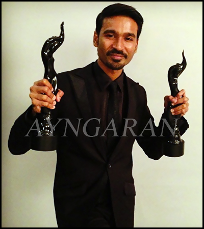 Dhanush the multi talented
