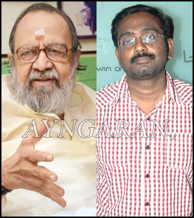 Legendary lyricist Vaali finally did it for Vasanthabalan