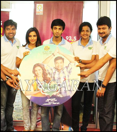 Vanakkam Chennai Audio Launched