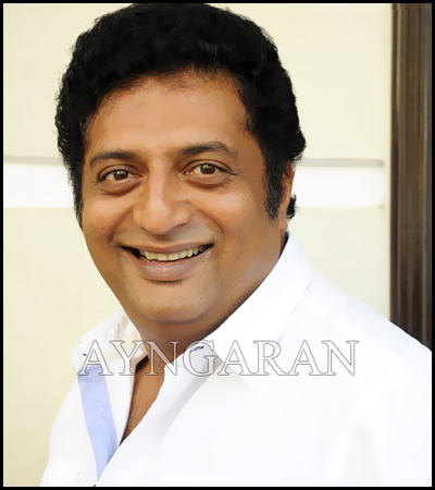 Prakash Raj is busy with Bollywood projects