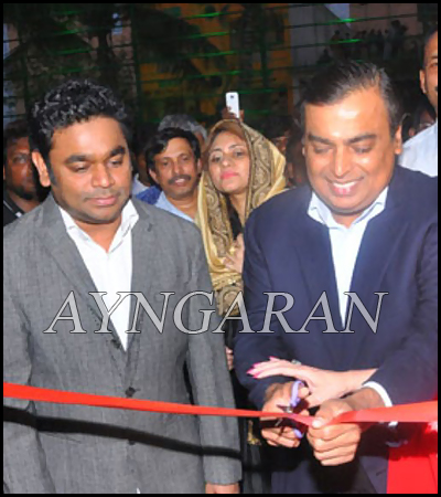 Ar Rahman's K M Music College Launched