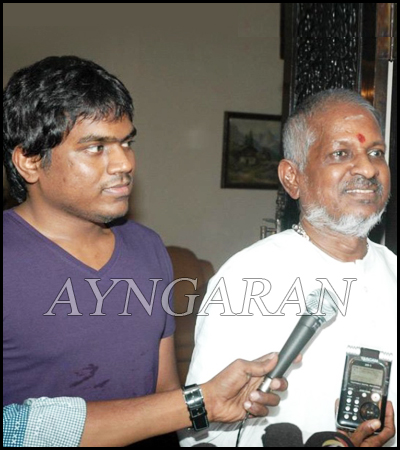 Father and Son off to London ( News from Behindwoods.com )