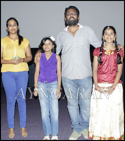 Thanga Meenkal Movie Press Show held