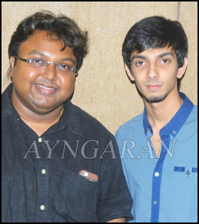 Shruti Hassan & Anirudh Sings for Ennamo Edho