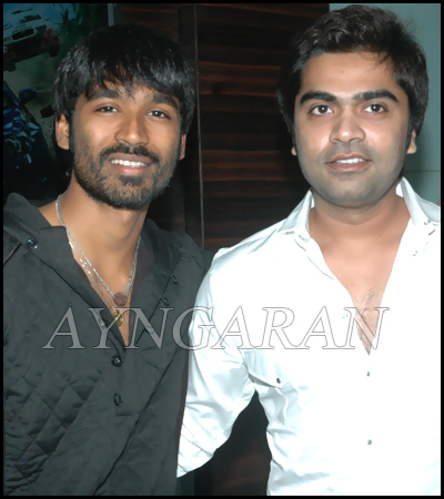 Simbu's cameo in Dhanush project