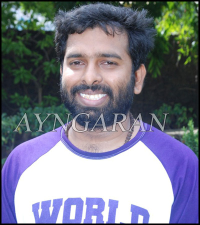 Santosh does it for Santhanam