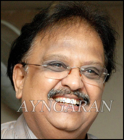 SPB does it again for Rajini