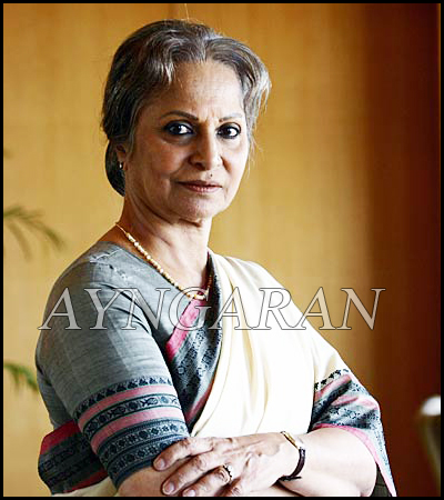 Waheeda returns