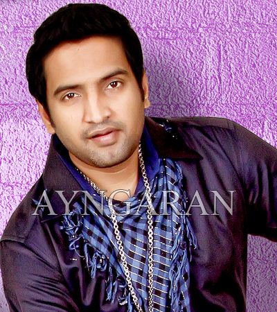 Santhanam the singer in Nambiar