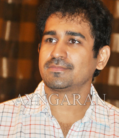 Vijay antony balances perfectly