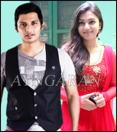 Jiiva pair up with Nazriya Nazim