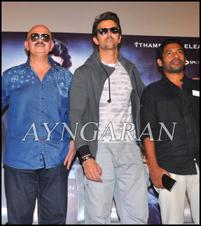 Krrish 3 Success meet held