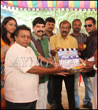 Naalu Perum Rommmba Nallavanga Movie Pooja held